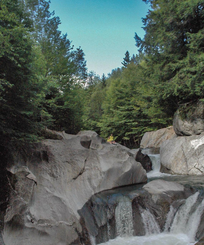 The Warren Falls