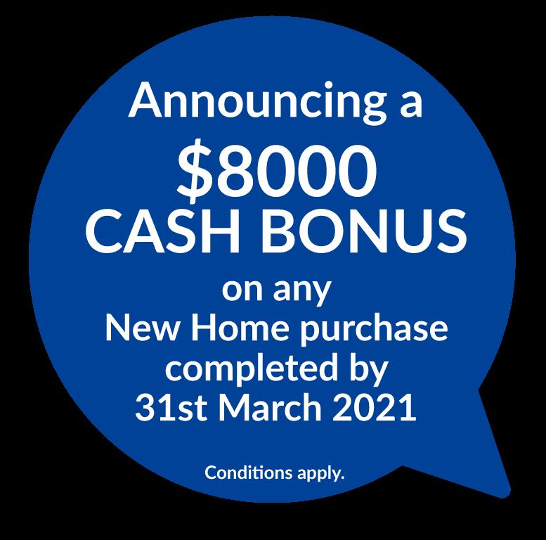 $5,000 cash bonus