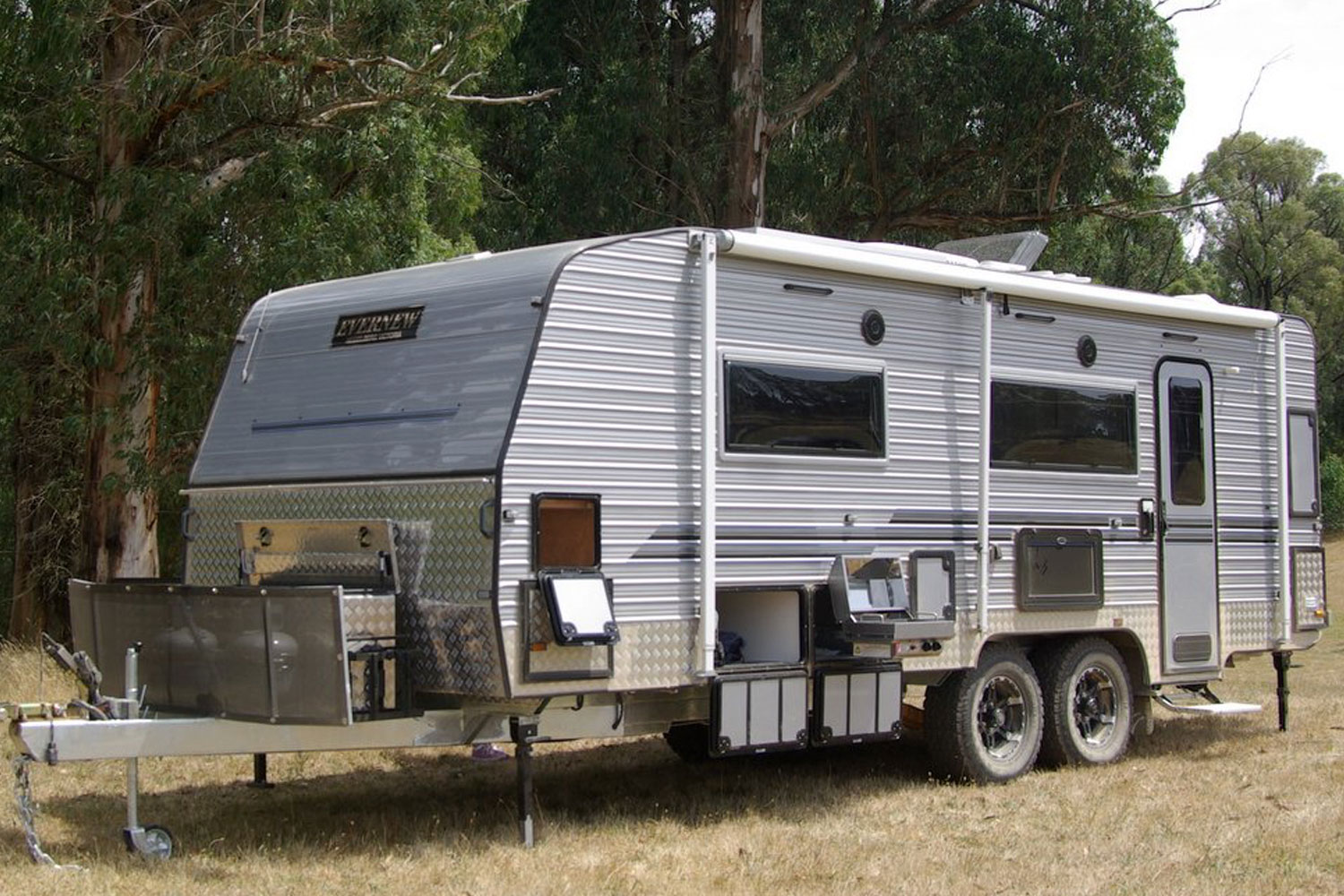 Evernew Caravans By Craftsmen Trailer Wiring Diagram Western Australia Our History