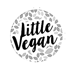 logo little vegan