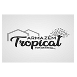logo armazém tropical