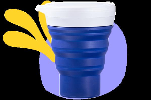 copo menos 1 lixo mirtilo