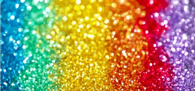 Glitter ecológico