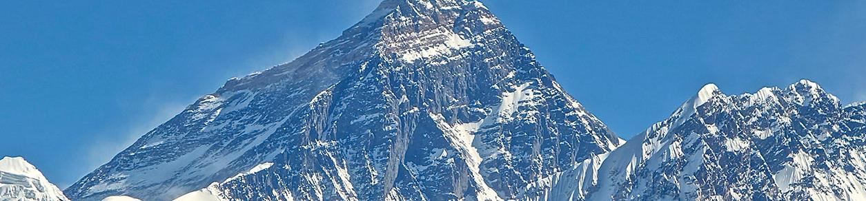 A quantidade de lixo no Monte Everest é chocante