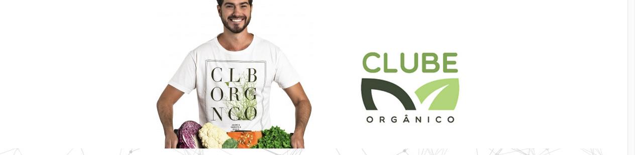 Um clube só de alimentos orgânicos