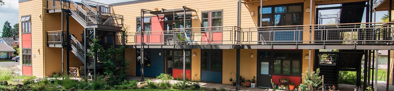 Arquitetura Verde | Cohousing, vamos compartilhar essa ideia
