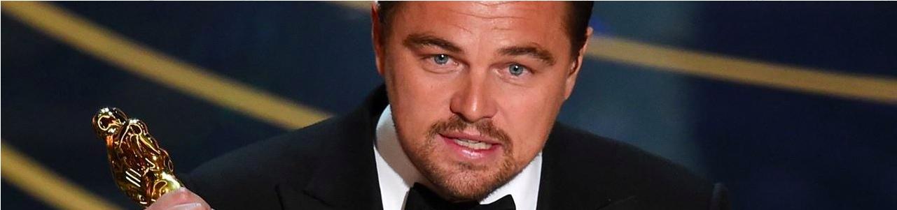 Sobre Leonardo DiCaprio, mudança climática, política, e o papel de cada um