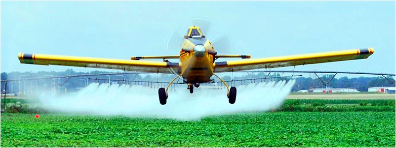 Dia do Controle da Poluição por Agrotóxicos