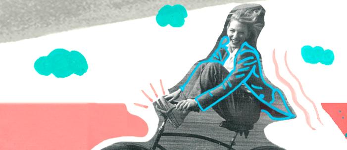 A bicicleta e a emancipação das mulheres