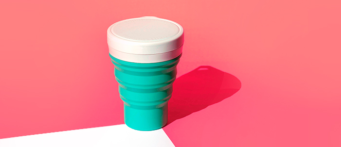 Como usar o seu copo Menos 1 Lixo e fazer ele durar ainda mais?