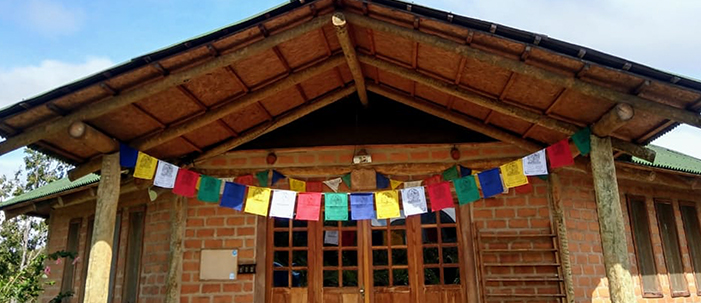 A escola que muda o mundoem Alto Paraíso