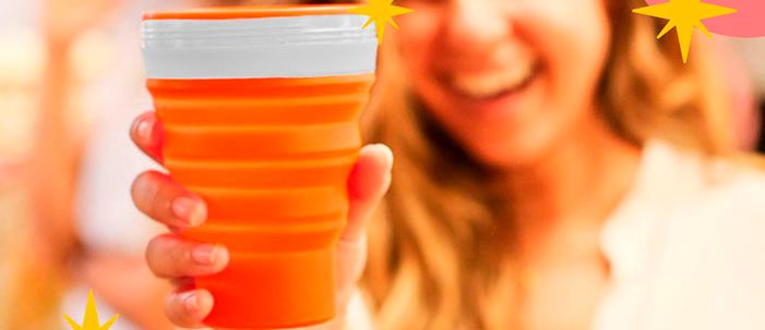Razões para ter o copo na sua loja