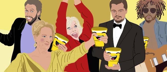 Oscar do Menos 1 Lixo