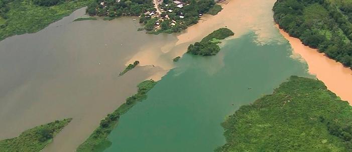 A crise e o crime da água no Rio