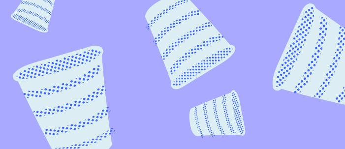4 benefícios do copo plástico