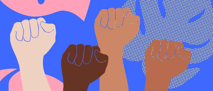 No Menos 1 Lixo, as mulheres estão no poder :)
