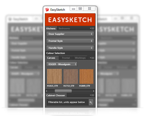 EasySketch Interface
