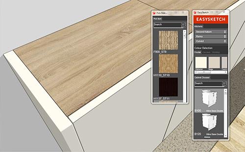 EasySketch for home remodellers