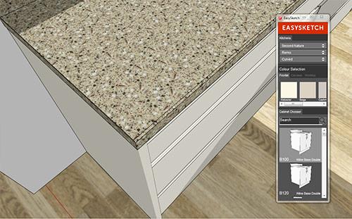 EasySketch for interior designers