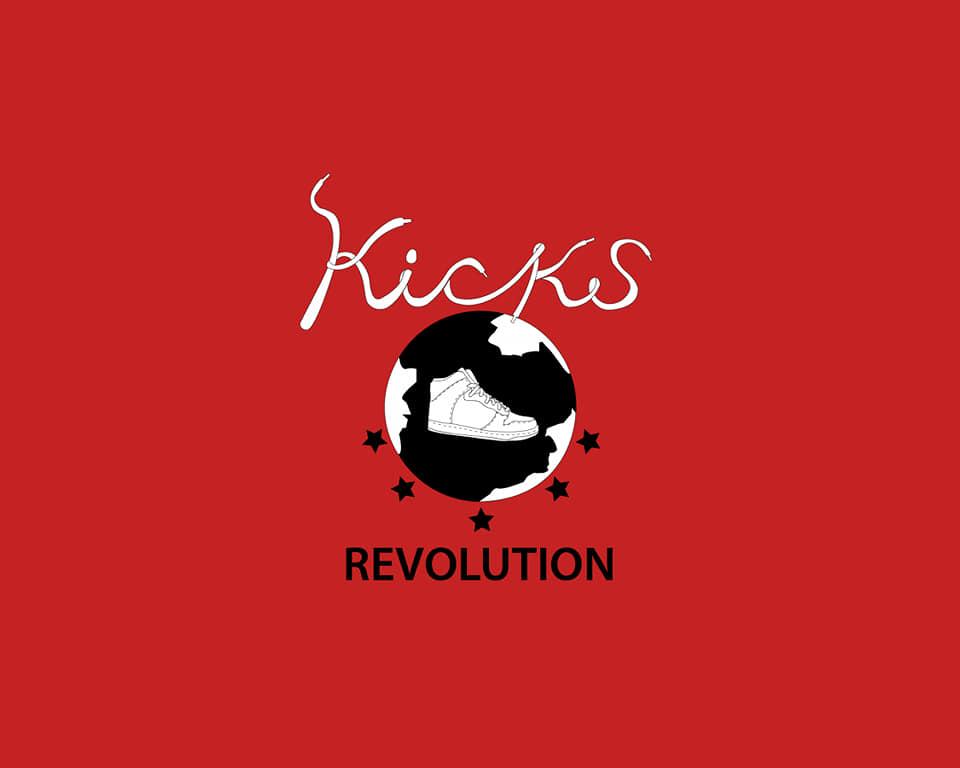 Kicks Revolution Logo