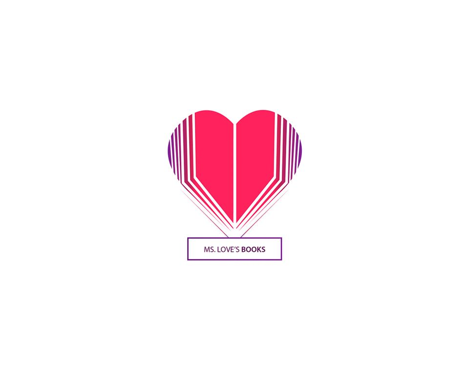 Ms. Love's Books Logo