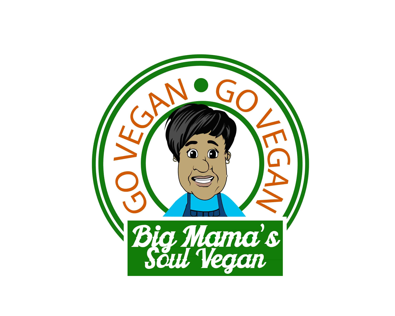 Big Mama's Soul Vegan Logo