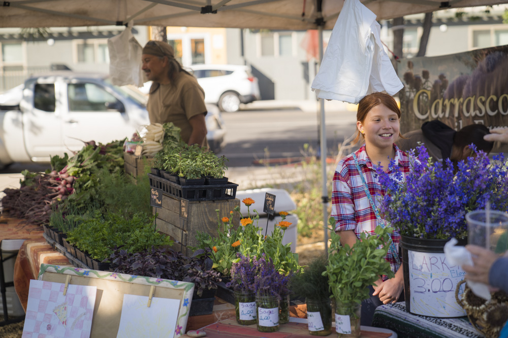 The Downtown Growers' Market is recommended by notable locals as one of the best farmers' markets in Albuquerque, NM.