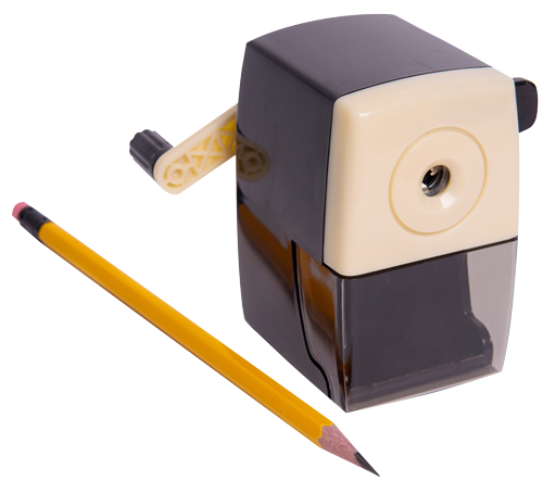 old fashioned pencil sharpener