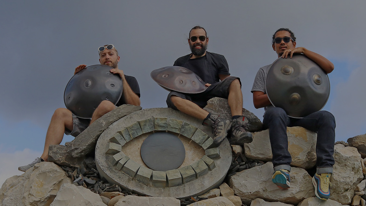 Interview with a Handpan maker: Echo Sound Sculpture