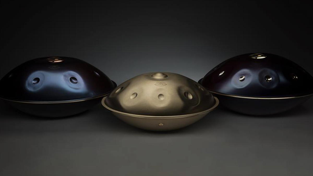 Interview with a maker : Meridian handpans