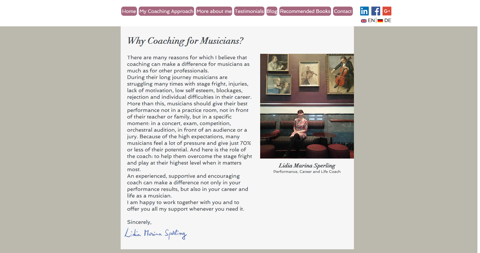 Website: www.coaching-for-musicians.com