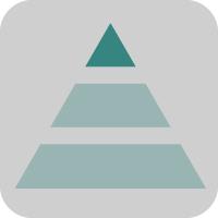 icon pyramid principle of communication