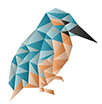 king fisher illustration