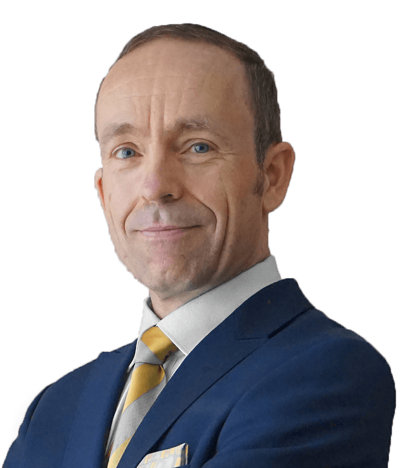 Portrait Headshot of Ulrich Sperling