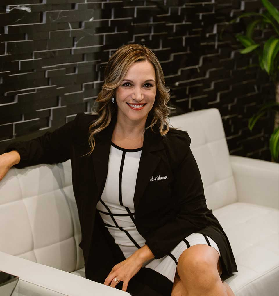 Photo of Dr. Paola Bukovcan