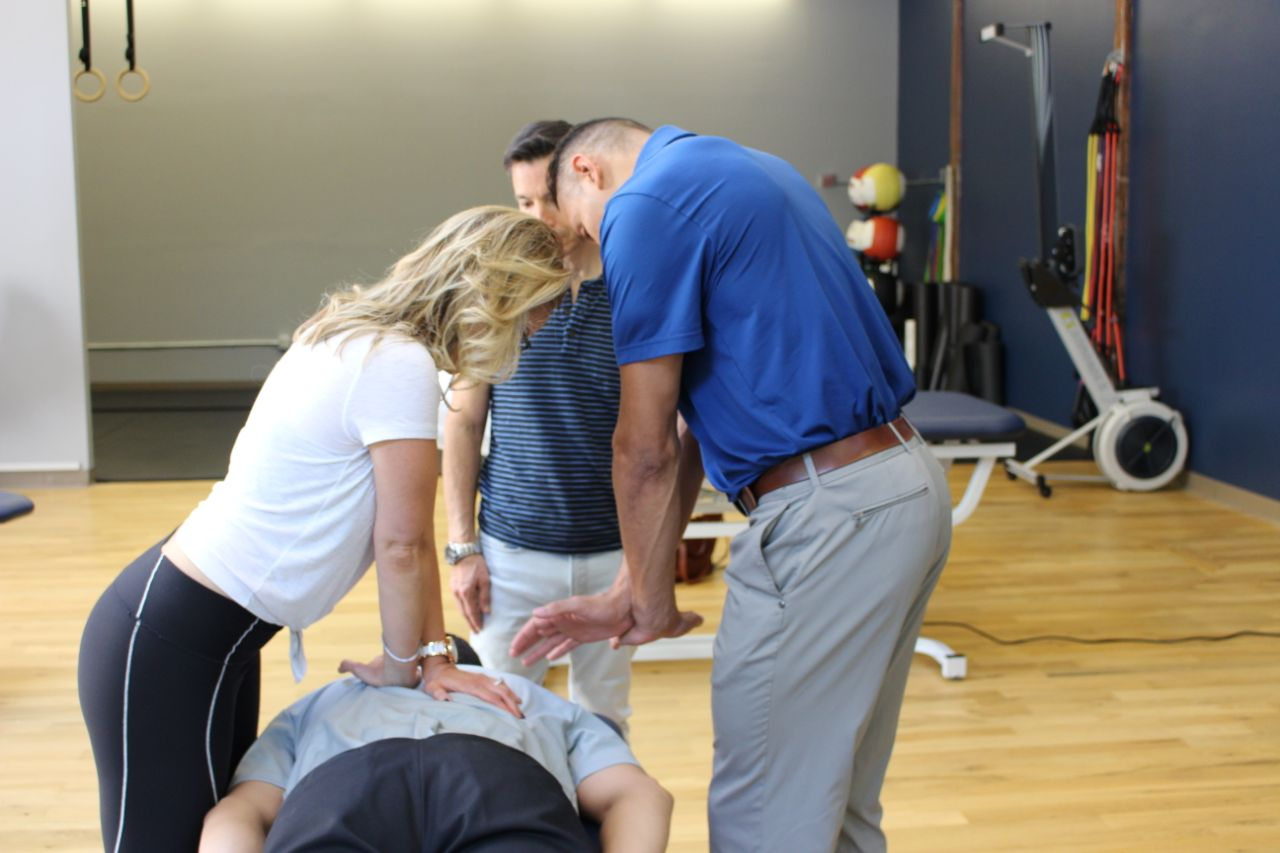 Spinal Manipulation Course
