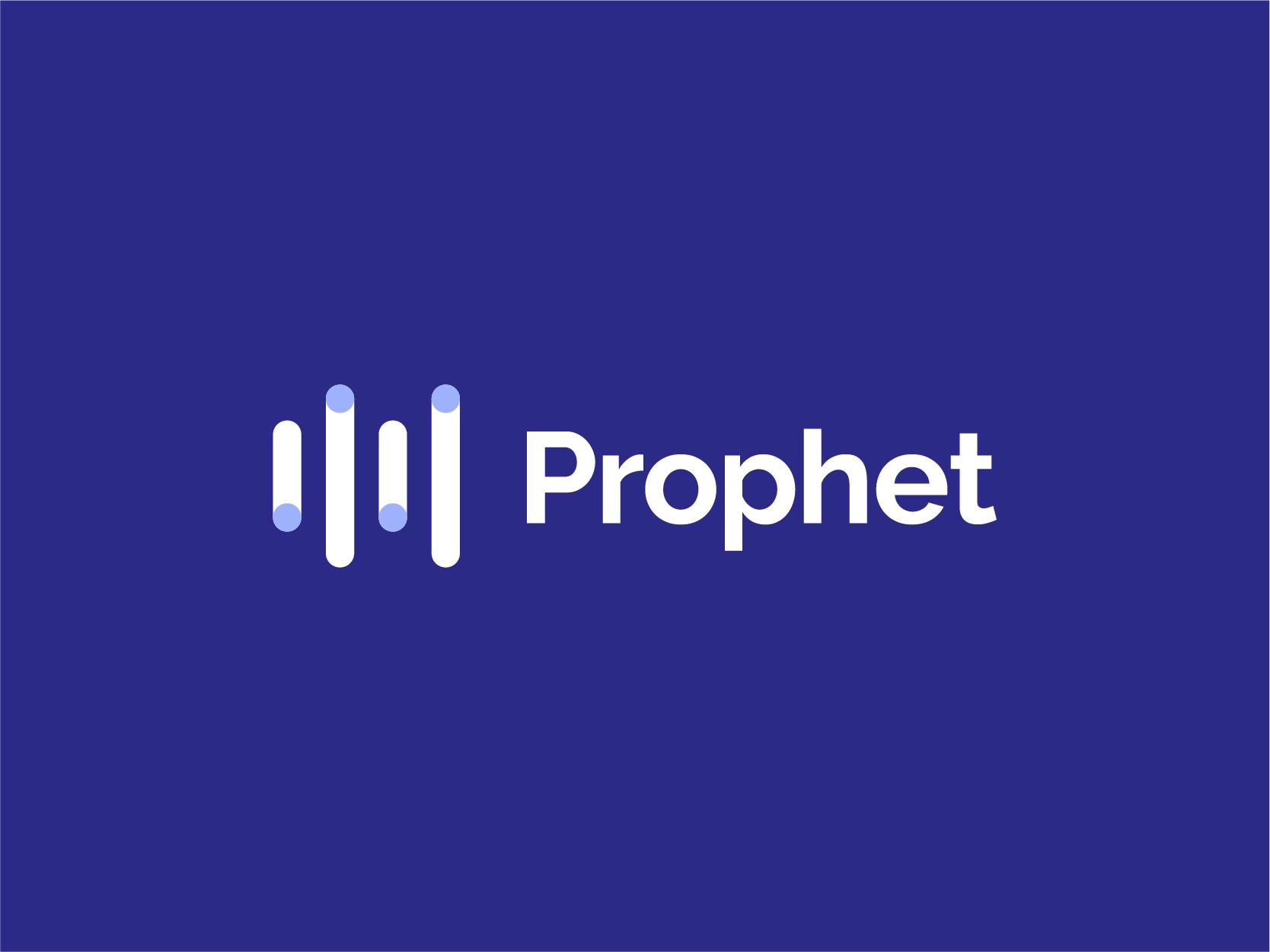 Prophet Predictive Modeling Logo