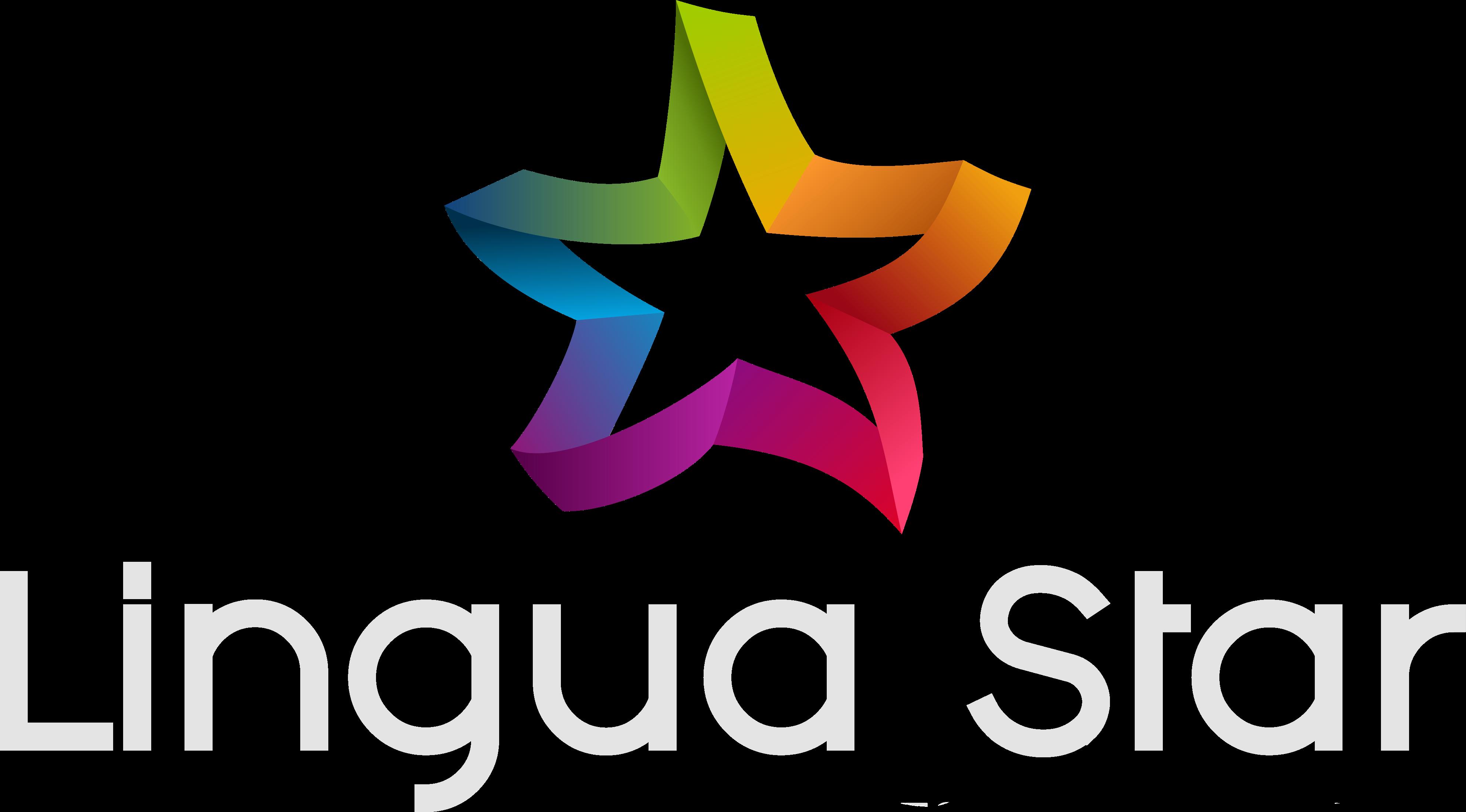 Лингва Стар Белгород логотип