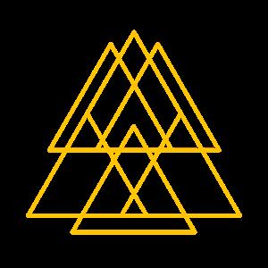Sacred Geometry Triangles