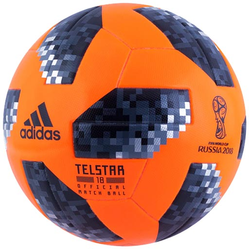 adidas Telstar balls that will be purchased