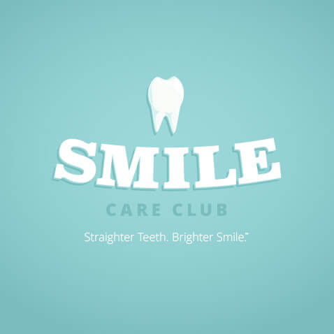 Smile Care Club Logo Concept 03