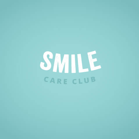 Smile Care Club Logo Concept 06