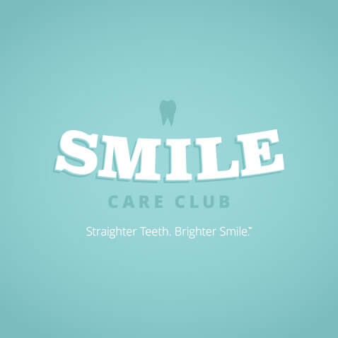Smile Care Club Logo Concept 04