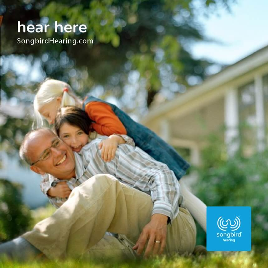 Songbird Hearing Advertising Hear Here 5