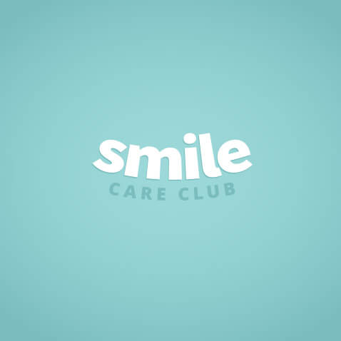 Smile Care Club Logo Concept 07