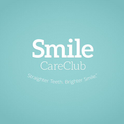 Smile Care Club Logo Concept 08