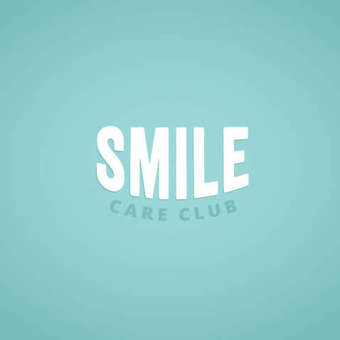 Smile Care Club Logo Concept 05
