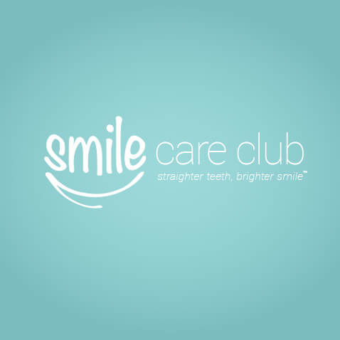 Smile Care Club Logo Concept 01