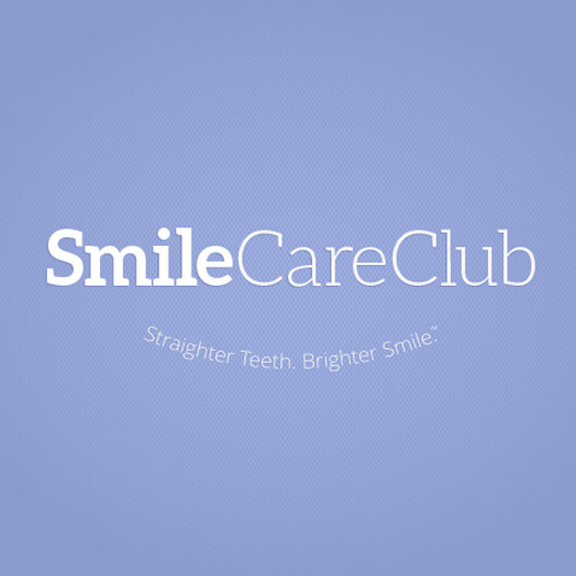 Smile Care Club Logo Concept 09