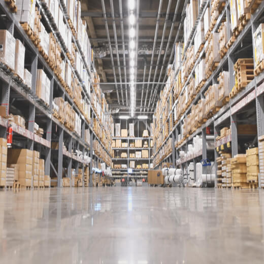 warehouse asset tracking